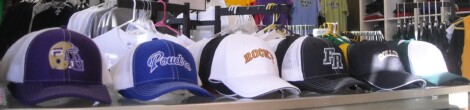Get all your local high school gear here!