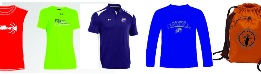 Customized Team Apparel & Uniforms